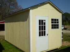 storage sheds with divider wall clayton