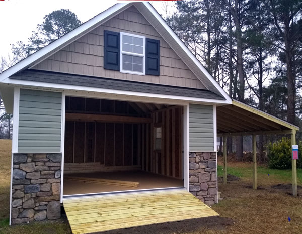 Shed pictures for Garage builders raleigh nc