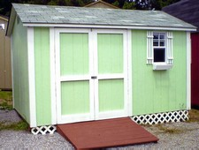 garden storage sheds with shutters holly springs