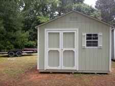 storage buildings with shutters raleigh