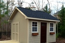 Garden sheds cary