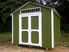 storage sheds with transome windows RTP