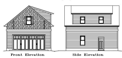 Garage Plans Cardinal Buildings Llc